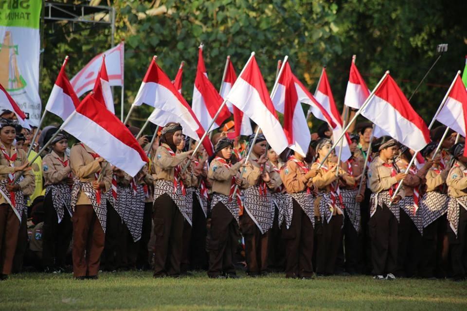 Pramuka Indonesia Terbesar di Dunia, ini Alasannya