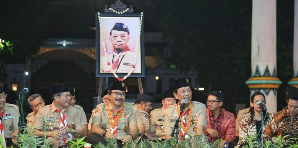 Munas di Kendari Kukuhkan Peringatan Hari Bapak Pramuka Indonesia