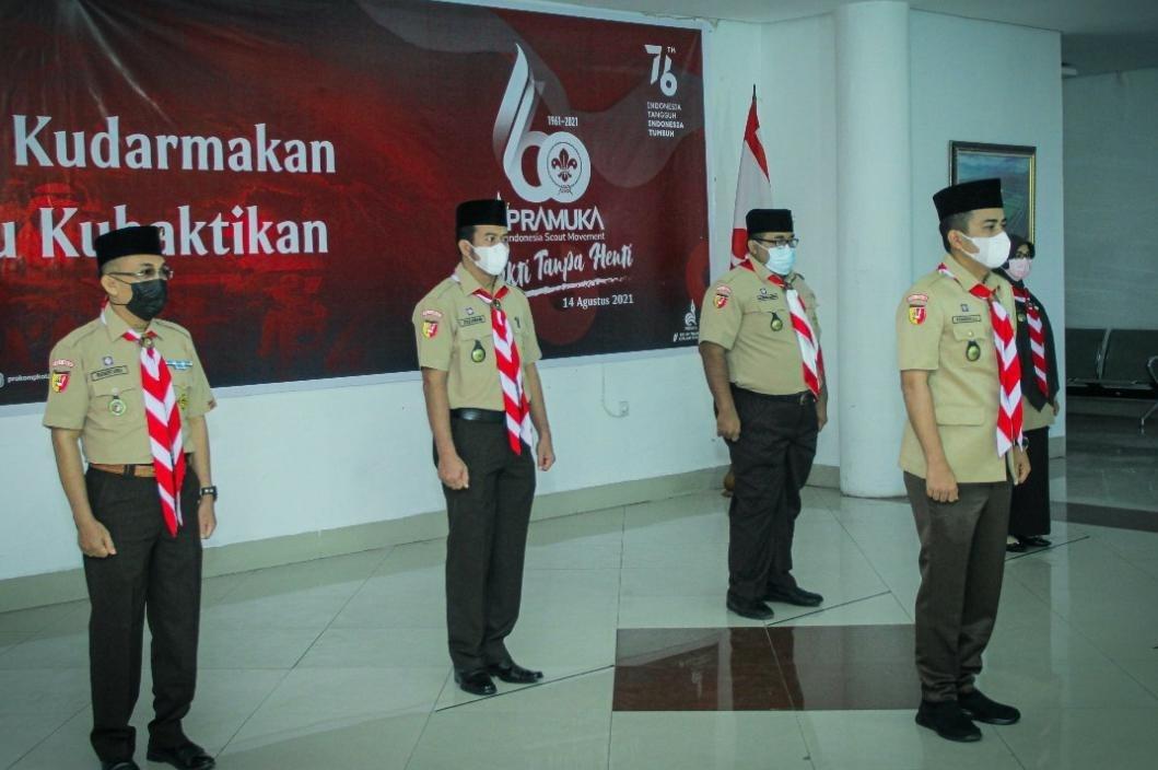 Kwarcab Kota Solok Ikuti Hapram Tingkat Nasional