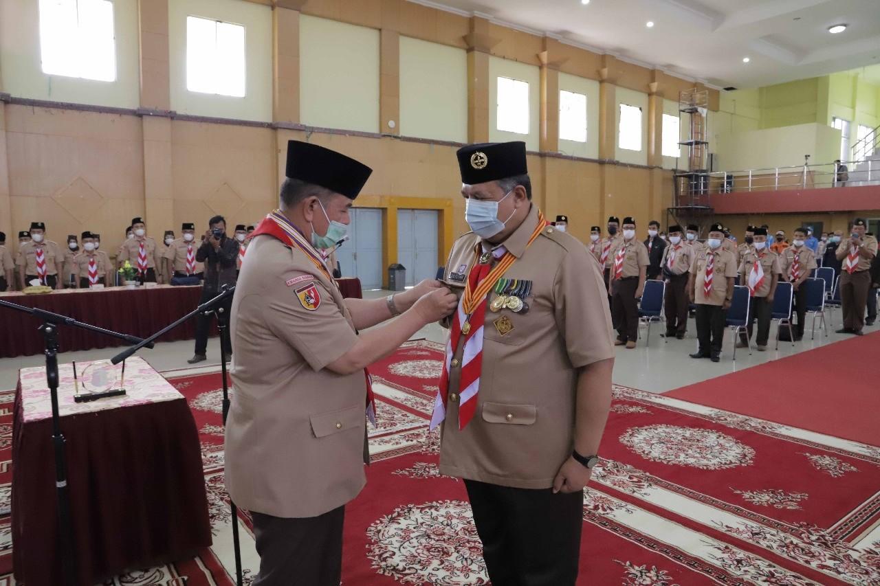 Kak Nasrul Abit Lantik Kamabicab Kota Solok